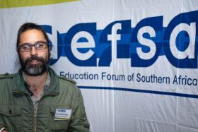José Antonio Marín Pacheco, University of Johannesburg